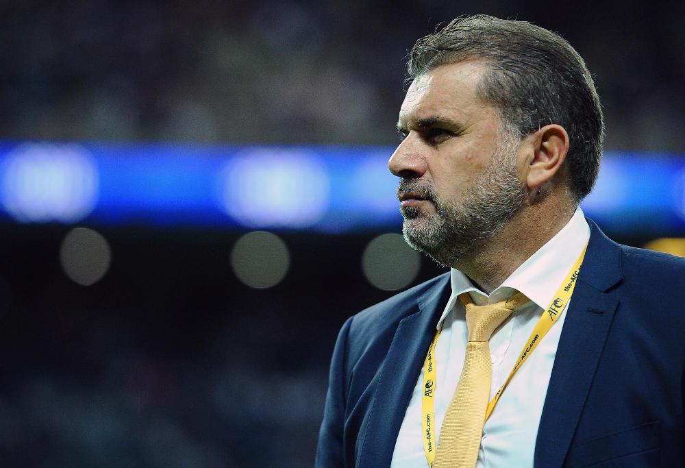 Ange Postecoglou Football Australia Socceroos 2017