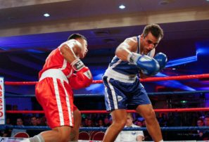 Elite Boxing Championship: Week 6