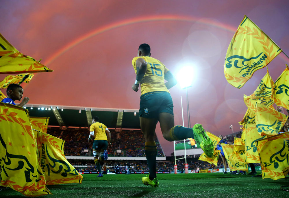 Folau cops backlash for same-sex marriage stance
