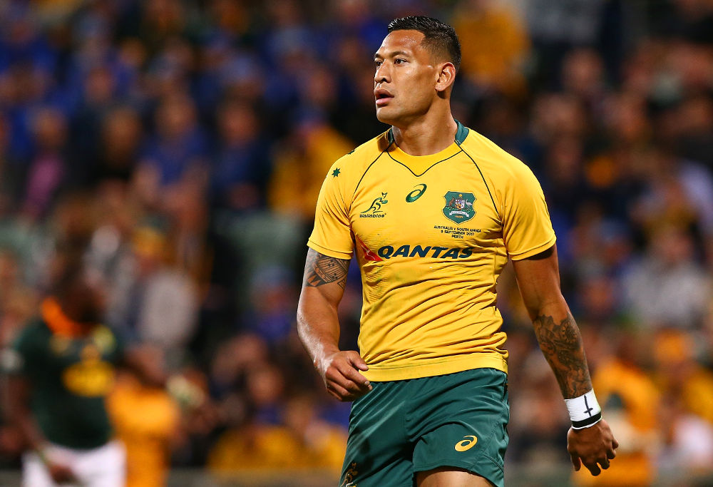 Fired-up Wallabies too good for Pumas