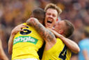 It was defence that pushed Richmond to the top