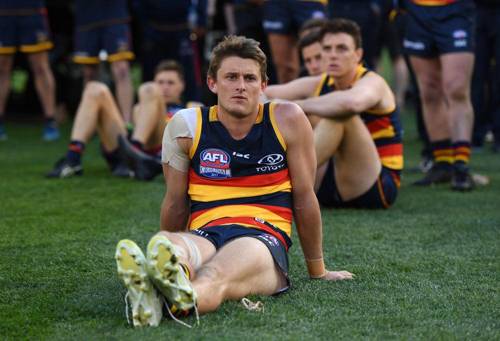 Matt Crouch Adelaide Crows AFL Grand Final 2017