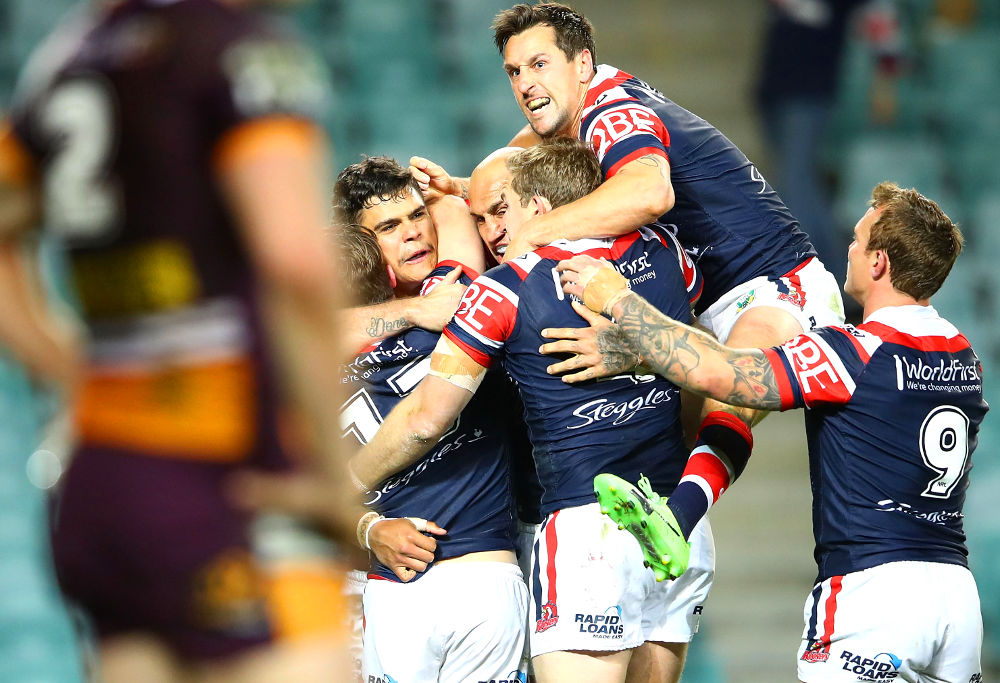 Mitchell Pearce Sydney Rooster NRL Rugby League Finals 2017