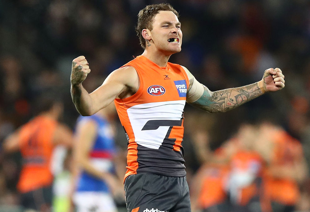 Nathan Wilson GWS Giants AFL 2017