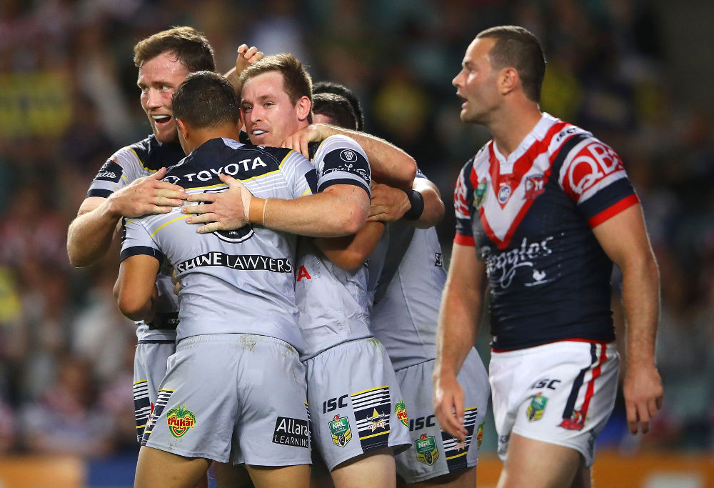 North Queensland Cowboys NRL Rugby League Finals 2017