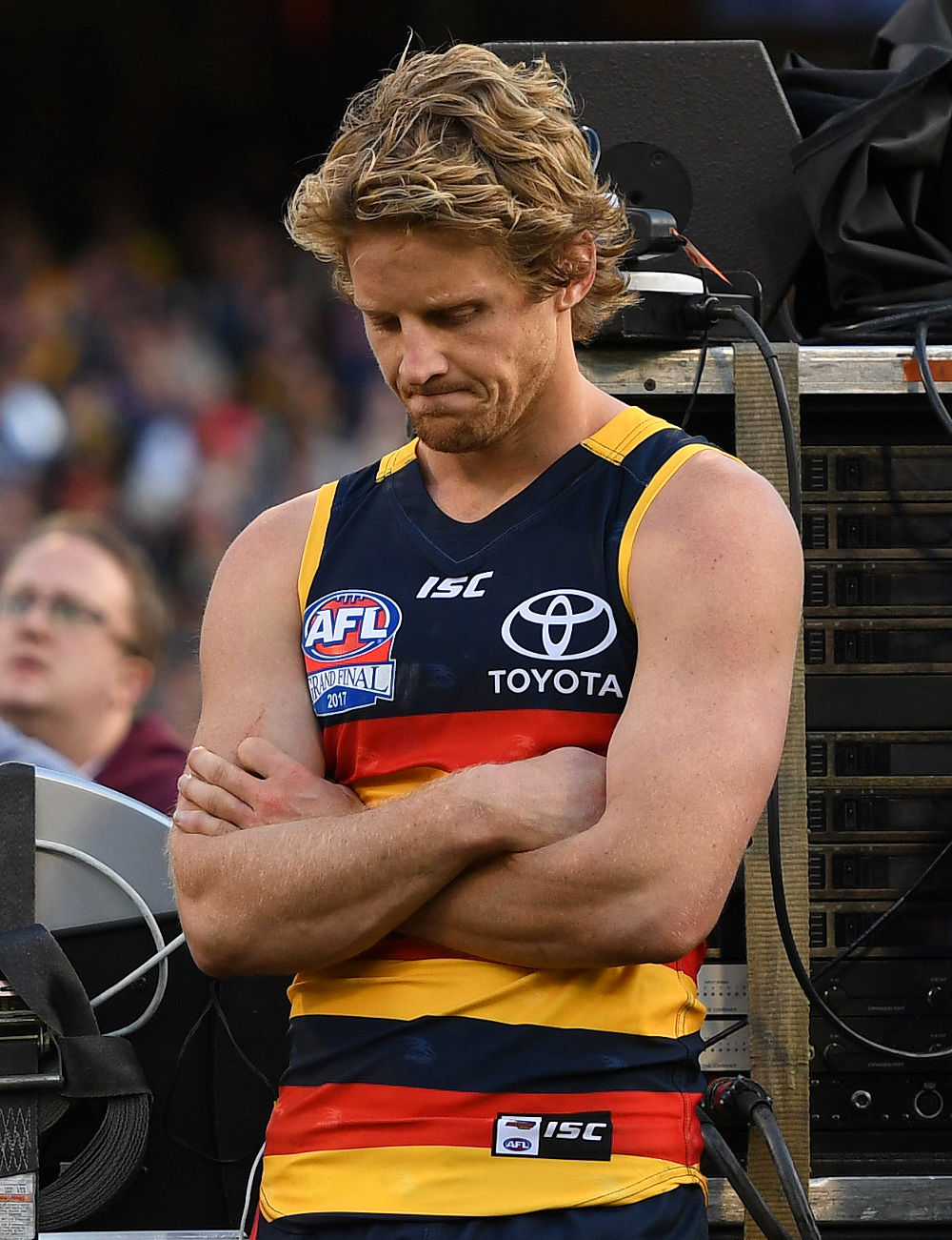 Rory Sloane Adelaide Crows AFL Grand Final 2017 tall