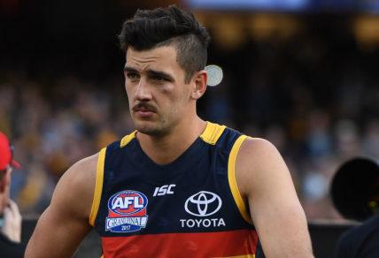 Taylor Walker Adelaide Crows AFL Grand Final 2017