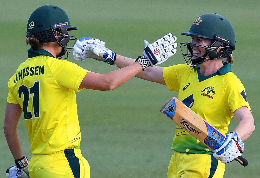 Alex Blackwell Australia cricket women's