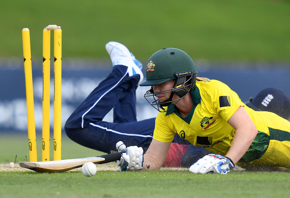 Alex Blackwell Australia women's cricket