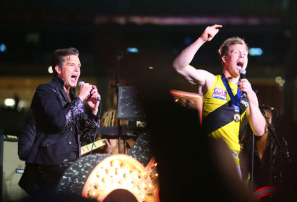 Jack Riewoldt The Killers