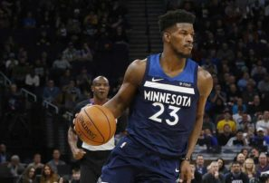 Jimmy Butler is making the Timberwolves matter again