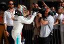 It wasn't pretty, but Hamilton seals fourth title
