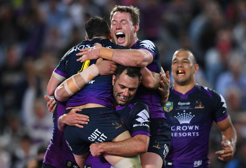 how to watch the nrl grand final overseas