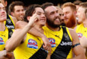 Rioli Grigg <br /> <a href='http://www.theroar.com.au/2017/10/10/destruction-tour-tigers-eviscerated-rest-afl-everything-thought-knew/'>Destruction Tour: How the Tigers eviscerated the rest of the AFL and everything we thought we knew</a>