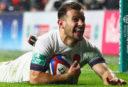 England end Wallabies' winning run
