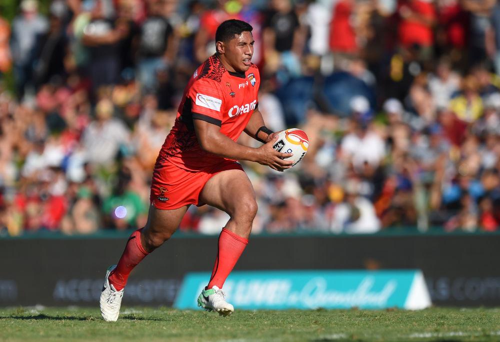 Jason Taumalolo Tonga Rugby League World Cup 2017
