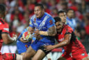 Josh Papalii Samoa <br /> <a href='http://www.theroar.com.au/2017/11/11/samoa-vs-scotland-rugby-league-world-cup-live-scores-blog/'>Samoa vs Scotland: Rugby League World Cup live scores, blog</a>