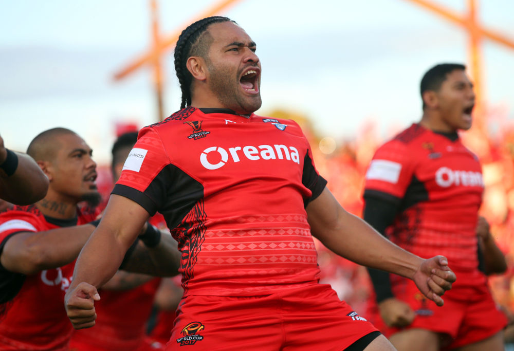 Tonga 2017 Rugby League World Cup