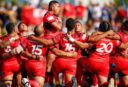 Tonga Rugby League World Cup 2017 <br /> <a href='http://www.theroar.com.au/2017/11/28/take-bow-tonga-england-deserved-winners/'>Take a bow, Tonga, but England are deserved winners</a>