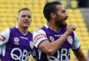 Perth Glory vs Wellington Phoenix: A-League live scores