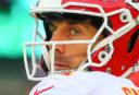 Alex Smith Kansas City Chiefs <br /> <a href='http://www.theroar.com.au/2017/12/08/separating-nfls-pretenders-contenders/'>Separating the NFL's pretenders from the contenders</a>