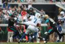 Jacksonville Jaguars defense <br /> <a href='http://www.theroar.com.au/2017/12/08/separating-nfls-pretenders-contenders/'>Separating the NFL's pretenders from the contenders</a>
