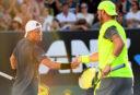 Lleyton Hewitt and Sam Groth vs Juan Sebastian Cabal and Robert Farah: Australian Open men's doubles quarter-final live scores