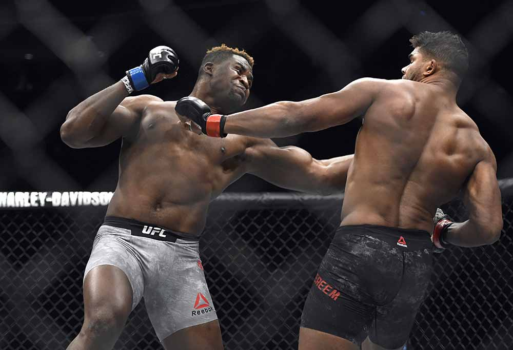 UFC 220 fight card: Full list of matches for Miocic vs. Ngannou