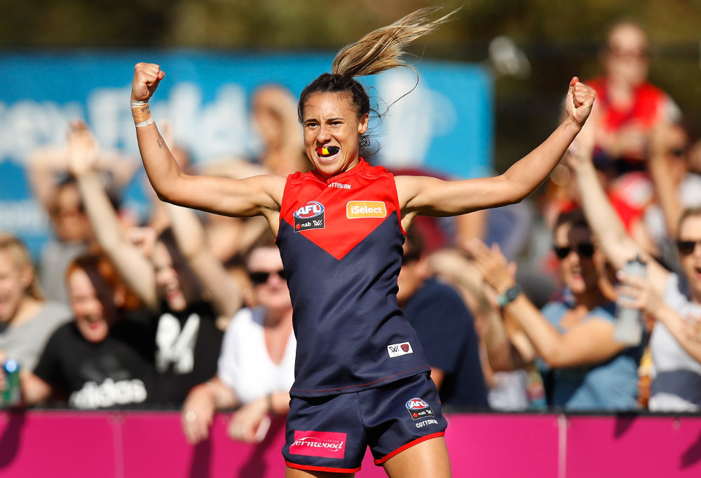 AFLW: Dogs' No.1 pick to undergo knee reco