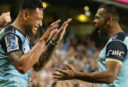 The Waratahs suffer from a split personality