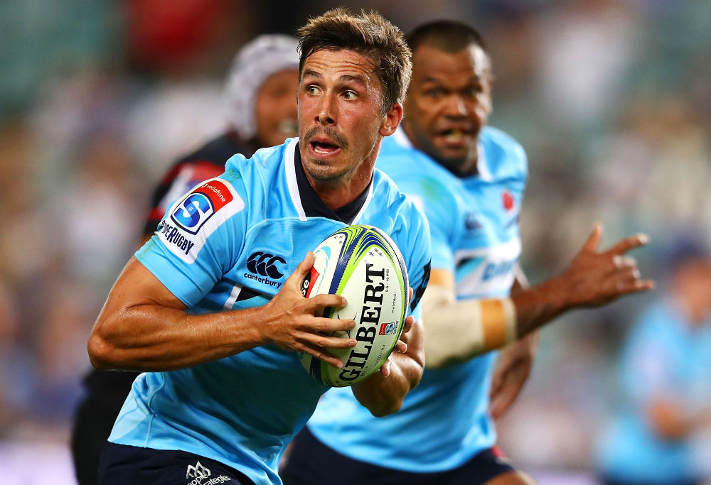 Sharks and Waratahs in tame draw