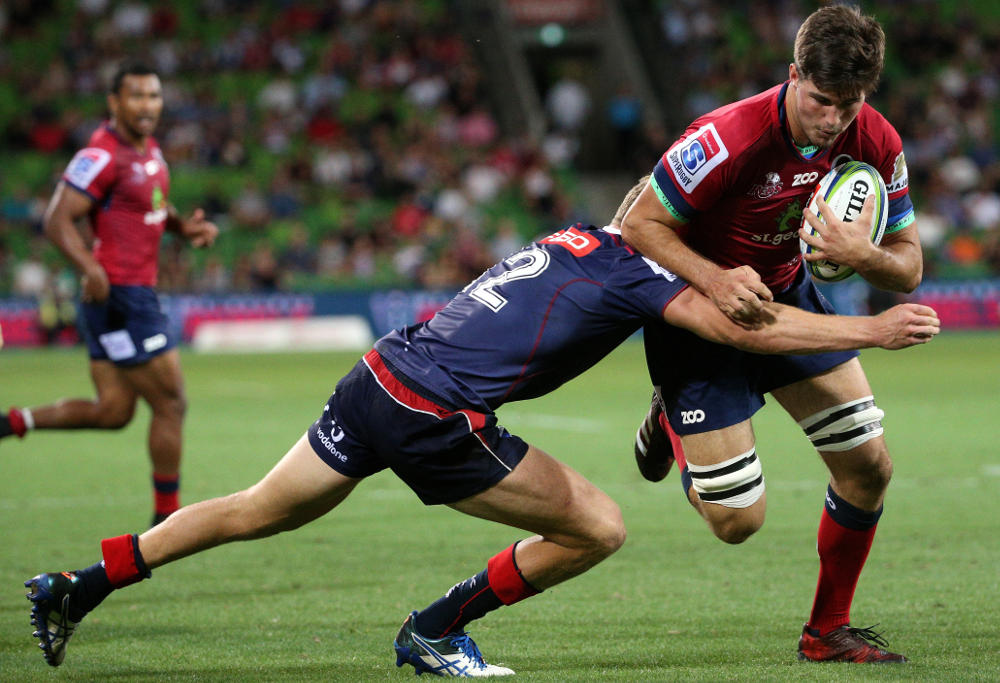 Western Force to face Melbourne Rebels in new World Series competition